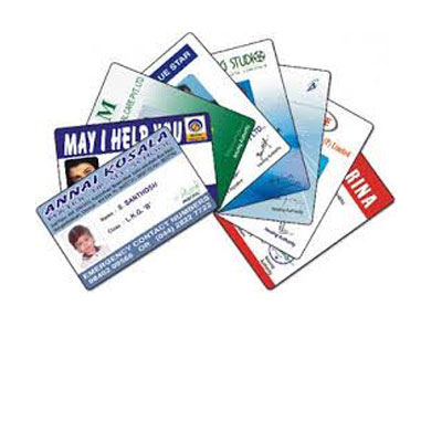 کارت های pvc