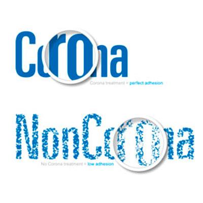 corona treatment