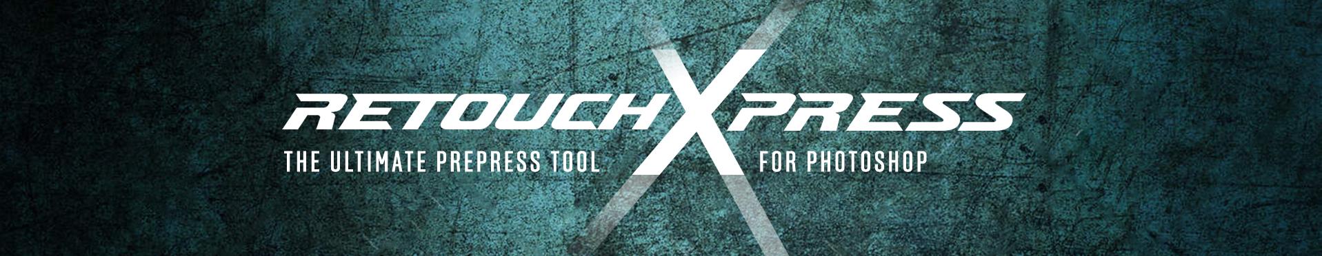 روتوش تصاویر با یک کلیک RetouchXPress