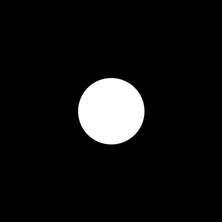 نقطه سفید مانیتور